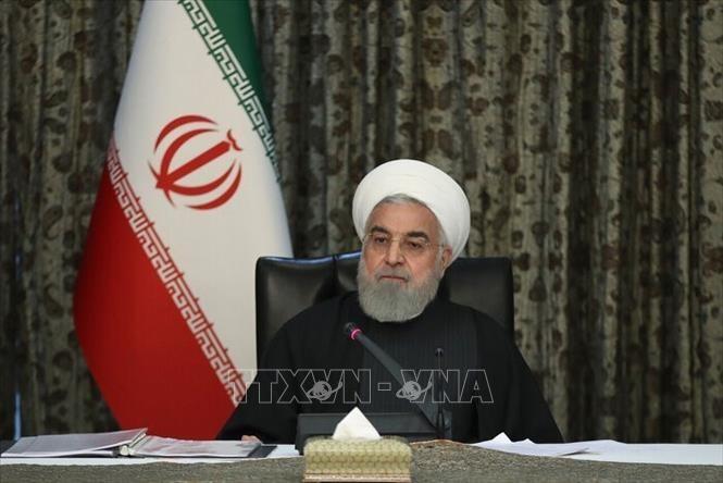 Iran mengeluarkan syarat perundingan dengan AS - ảnh 1