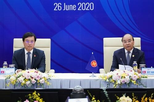 Kerjasama kepemudaan turut mengaitkan Komunitas ASEAN - ảnh 1