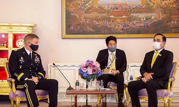 """AS dan Thailand menandatangani """"Pernyataan Visi Strategis"""" - ảnh 1"""