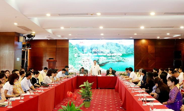 Menyosialisasikan dan mempromosikan pariwisata Provinsi Ninh Binh - ảnh 1