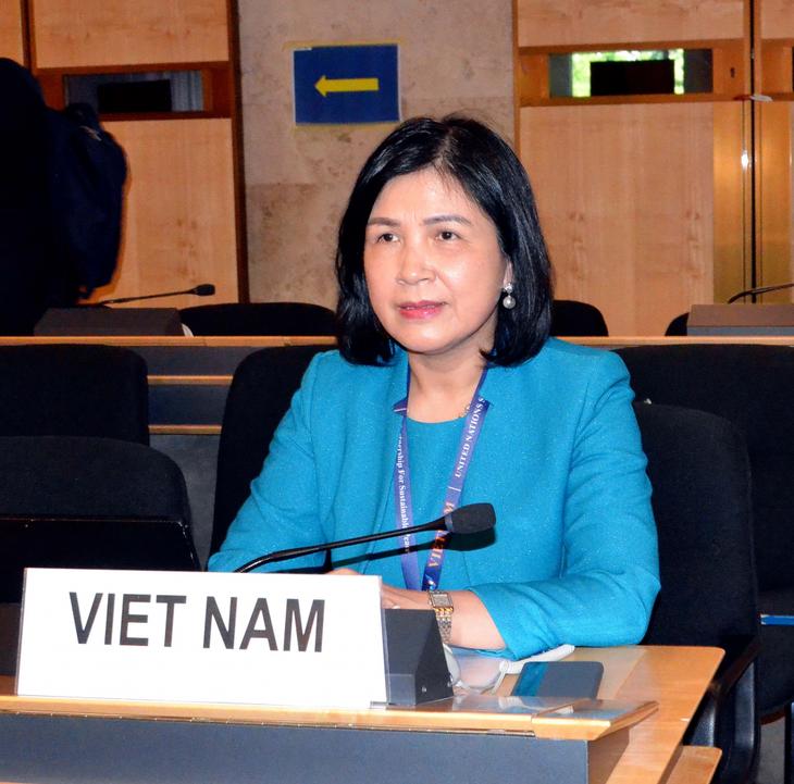 Viet Nam Memrioritaskan Mendorong Hak Manusia bagi Kelompok yang Rentan - ảnh 1