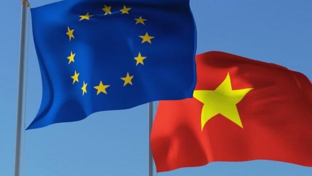 Perjanjian EVFTA akan berlaku dari 1 Agustus - ảnh 1