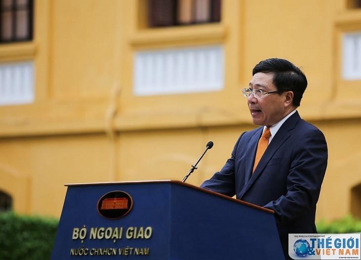 Aktivitas memperingati ulang tahun ke-53 berdirinya ASEAN di negara-negara - ảnh 1