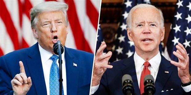 Pemilihan Presiden AS 2020: Presiden Donald Trump mengaktifkan kampanye pemilihan di 4 negara bagian - ảnh 1
