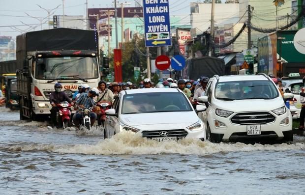 Viet Nam Berkontribusi Aktif dalam  Integrasi Regional di Segi Lingkungan - ảnh 1