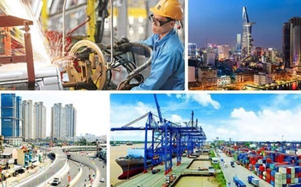 Indikasi-Indikasi yang Menggembirakan bagi Ekonomi Viet Nam 2021 - ảnh 1