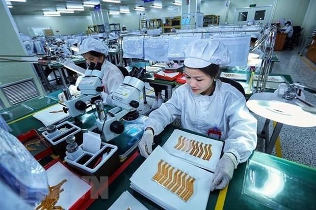Pendaftaran Modal Investasi Asing Mencapai Sekitar 15 Miliar USD - ảnh 1
