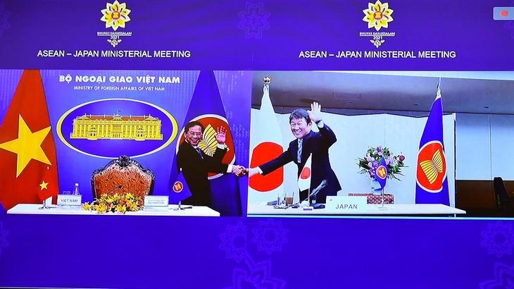 Jepang Tegaskan Dukungan terhadap Pendirian ASEAN tentang Laut Timur - ảnh 2