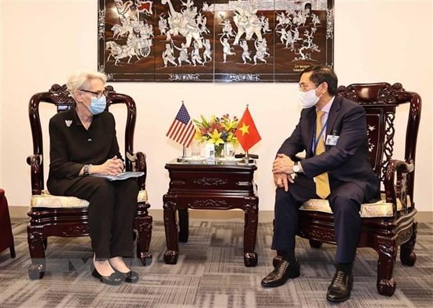 Diplomatik Viet Nam Kembangkan Efektivitas Mekanisme-Mekanisme Kerja Sama dan Saling Dukung di PBB dan Forum-Forum Internasional - ảnh 1