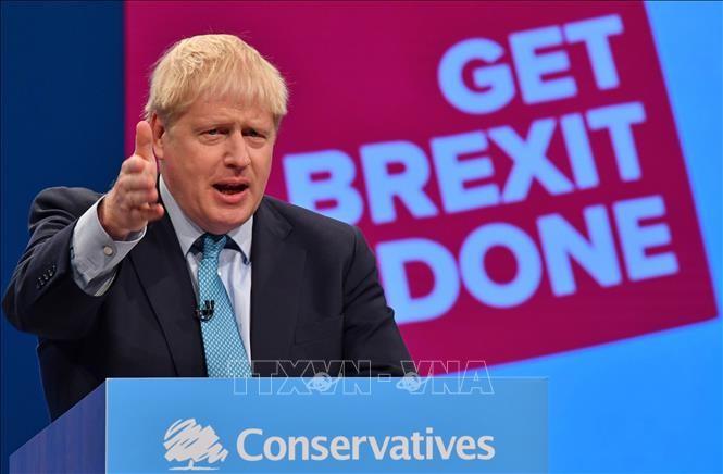 ທ່ານນາຍົກລັດຖະມົນຕີ ອັງກິດ ຢືນຢັນບໍ່ໂຈະ Brexit - ảnh 1