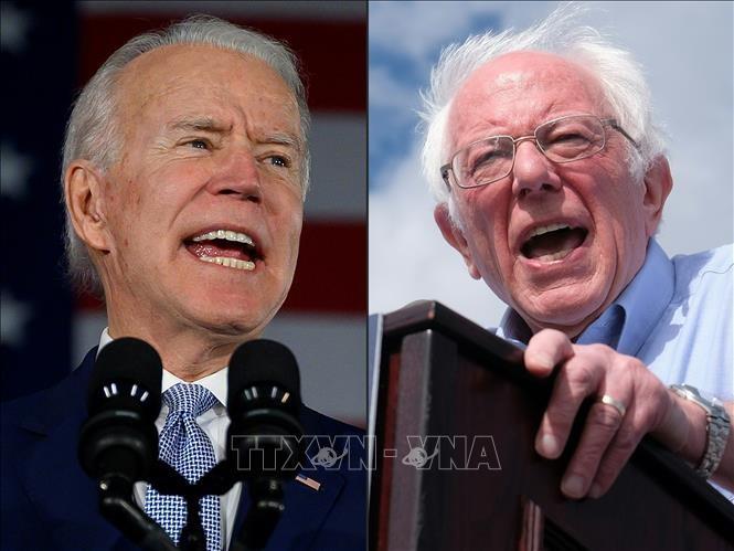 ການເລືອກຕັ້ງອາເມລິກາ 2020: ຜູ້ສະໝັກເລືອກຕັ້ງທ່ານ J.Biden  ຍາດໄດ້ໄຊຊະນະໃນການເລືອກຕັ້ງເບື້ອງຕົ້ນຢູ່ Hawaii - ảnh 1