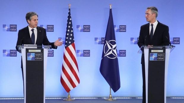 ອາເມລິກາ ຢັ້ງຢືນ ຈະຮັກສາບັນດາຄຳໝັ້ນສັນຍາກັບ NATO ຢ່າງໝັ້ນແກ່ນ - ảnh 1