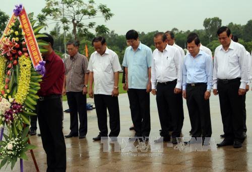 Gobierno vietnamita rememora a las Madres Heroicas - ảnh 1