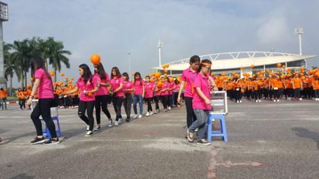 Hanoi se suma al movimiento a favor de las víctimas nacionales de la guerra química - ảnh 1