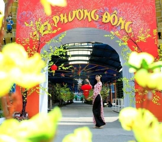 Hanoyenses celebrarán el Año Nuevo Lunar en el parque acuático del Lago Oeste - ảnh 1