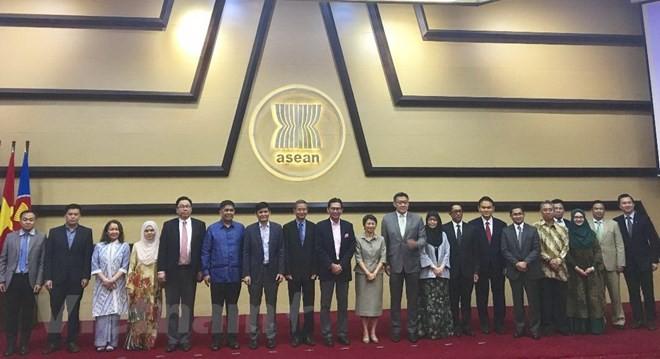Asean refuerza conectividad y desarrollo sostenible de infraestructuras - ảnh 1