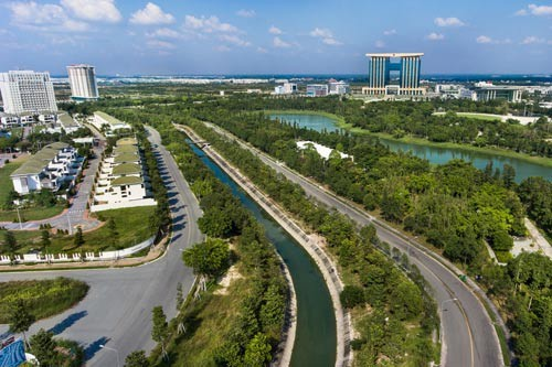 Binh Duong con vistas a convertirse en urbe inteligente - ảnh 1