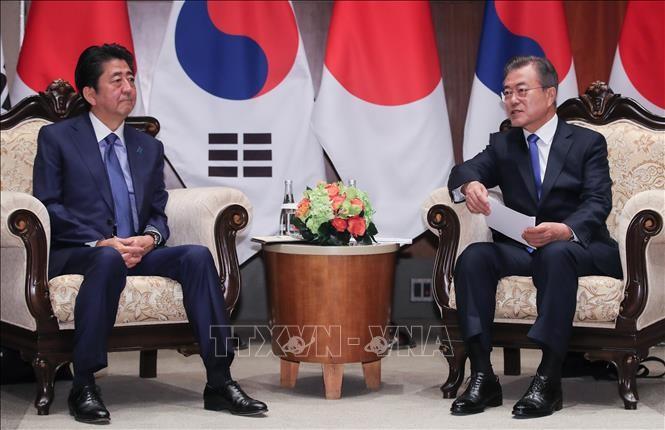 Japón aboga por mejorar relaciones con Corea del Sur - ảnh 1