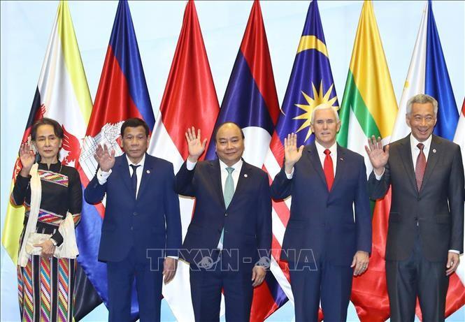 Premier de Vietnam reconoce contribuciones de Estados Unidos en el Sudeste Asiático - ảnh 1