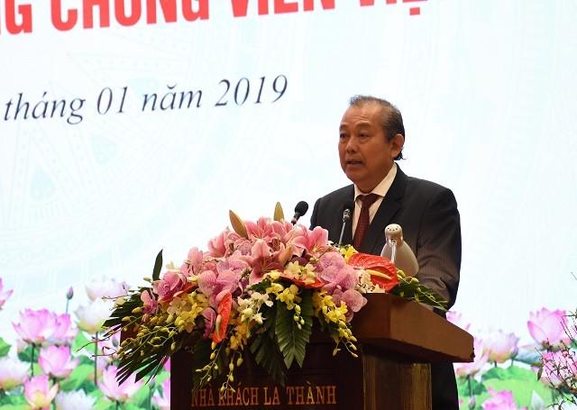 Efectúan primer Congreso Nacional de Notarios vietnamitas - ảnh 1