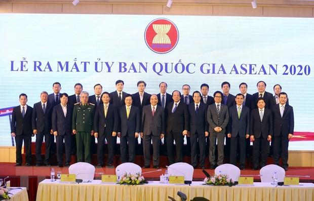 Vietnam promulga el estatus de acción del Comité Nacional sobre Asean - ảnh 1