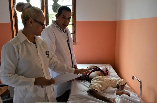 Vietnam y Cuba coordinan en ayuda a niños desafortunados en Tanzania - ảnh 1