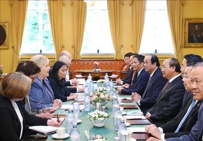 Relaciones Vietnam-Noruega avanzan en múltiples sectores - ảnh 1