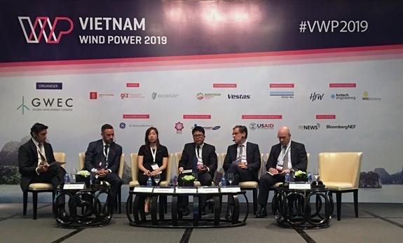 Vietnam proyecta el desarrollo de energía eólica marina - ảnh 1