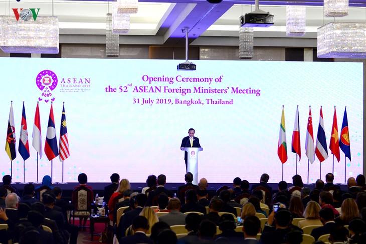 Vietnam reitera voluntad de aportar más a la Asean - ảnh 1