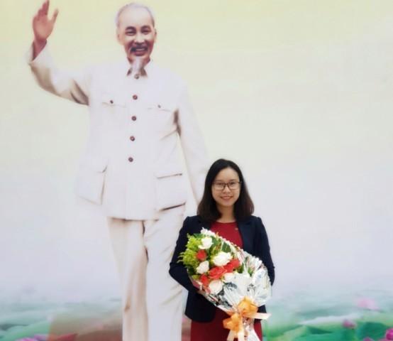 Huynh Nhu Truc,  una chica que abrió negocio con menos de 25 dólares - ảnh 1