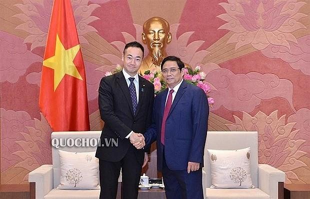 Vietnam interesado en estrechar cooperación con Japón - ảnh 1
