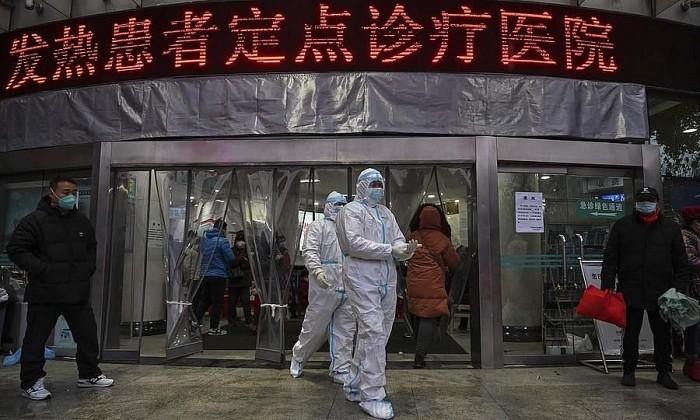 世界各国提高对旅行中国的警告级别 - ảnh 1