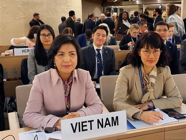 Vietnam comprometido a impulsar cooperación entre la Asean y la ONU en protección de derechos del niño - ảnh 1