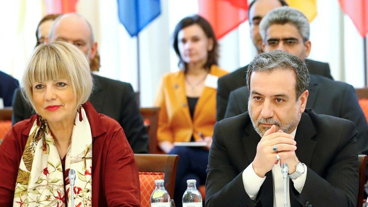 Potencias mundiales e Irán buscan salvar el acuerdo nuclear - ảnh 1