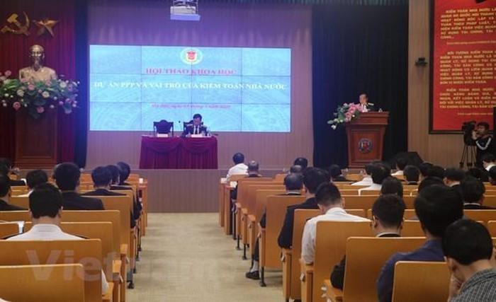 Optimizan el papel de la Auditoría del Estado vietnamita en inversiones de asociación público-privada - ảnh 1