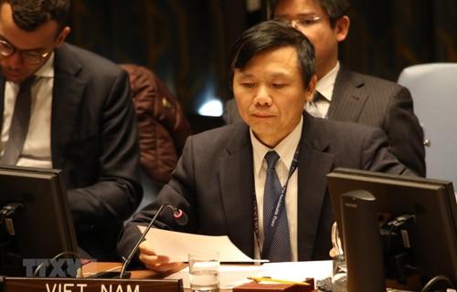Vietnam aprecia la creación del Gobierno transitorio en Sudán del Sur - ảnh 1