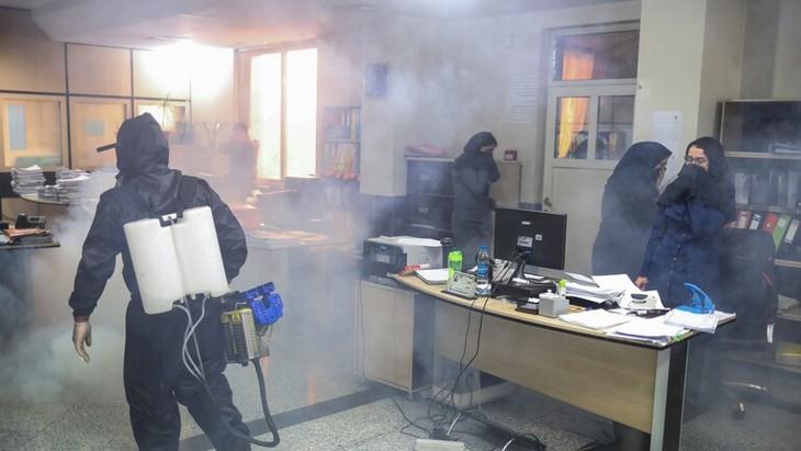 Irán comienza producción de medicamento contra Covid-19 - ảnh 1