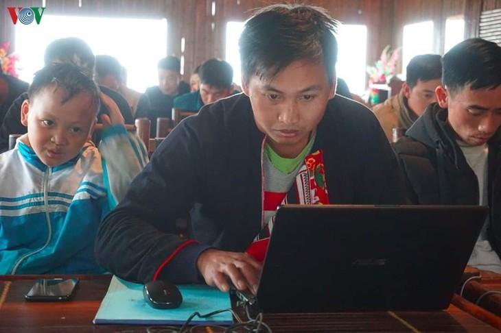 Joven emprendedor de la etnia Dao con próspero negocio Homestay - ảnh 1