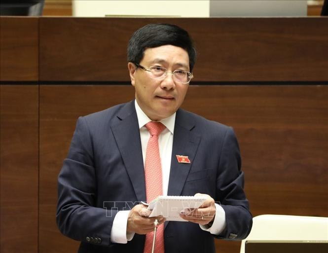 Gobierno vietnamita funda grupo de trabajo al servicio de promoción inversionista - ảnh 1