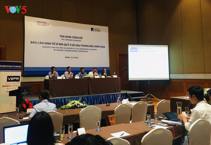 Crecimiento económico de Vietnam representaría el 3,8% en 2020 - ảnh 1