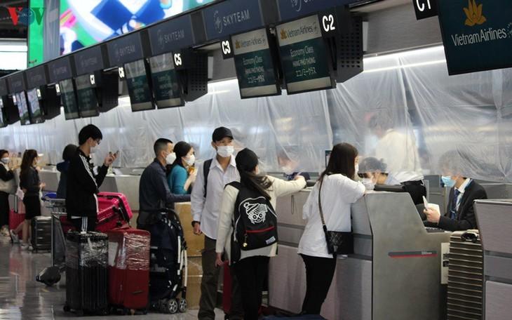 Japón proyecta reducir restricciones de entrada al país para Vietnam - ảnh 1
