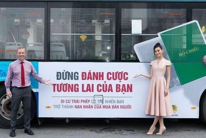 Vietnam eleva conciencia comunitaria sobre la trata de personas - ảnh 1