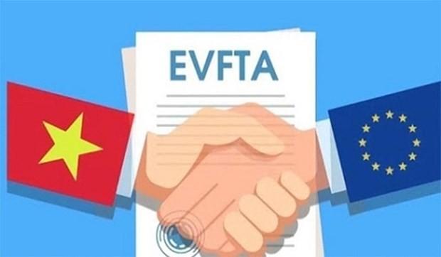 Gobierno vietnamita asigna tareas concretas a las entidades  competentes en el despliegue del EVFTA - ảnh 1