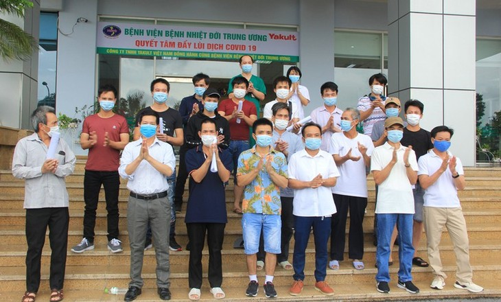 Otros 53 pacientes de covid-19 en Vietnam han sido curados este martes - ảnh 1