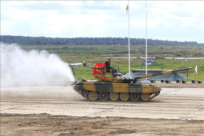 Vietnam obtiene resultados alentadores en los Juegos Militares Internacionales - ảnh 1