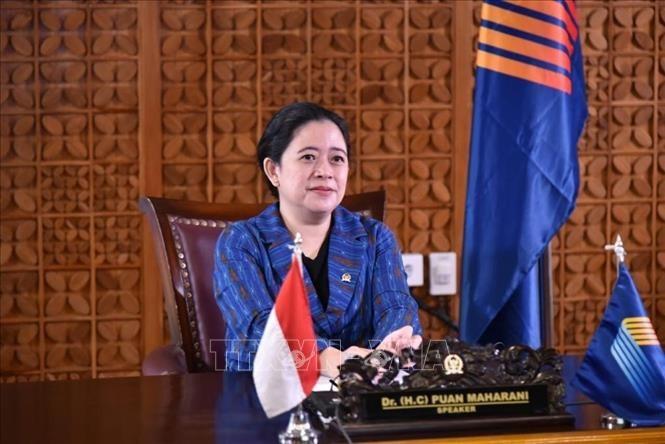 Presidenta de la Cámara Baja de Indonesia aprecia el desempeño del Parlamento vietnamita en la AIPA - ảnh 1