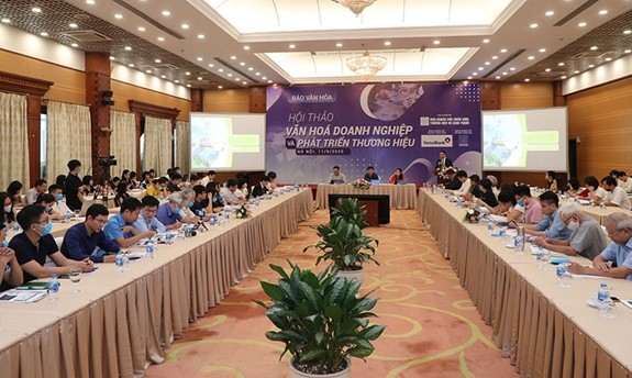 Vietnam por promover la cultura y la marca empresariales  - ảnh 1
