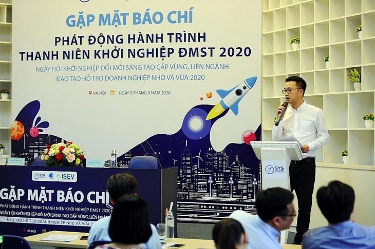 Despiertan el espíritu emprendedor e innovador de los jóvenes vietnamitas - ảnh 1
