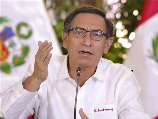 Congreso de Perú aprueba moción de censura contra el presidente Martín Vizcarra - ảnh 1