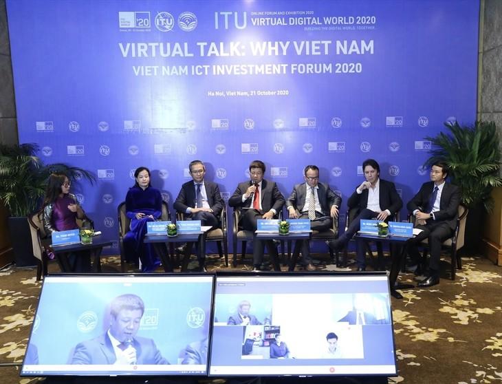 Vietnam proyecta figurar entre los 70 países de primer orden en cuanto al gobierno electrónico en 2025 - ảnh 1